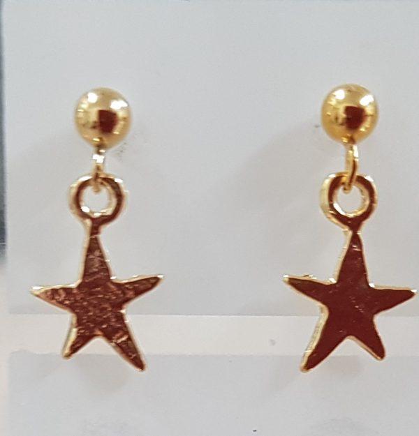 עגילי כוכב